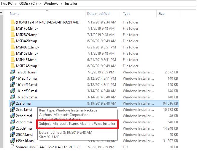 Uninstall Microsoft Teams Permanently!!! - Microsoft Community
