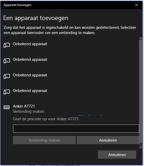 Bluetooth koppeling werkt niet Microsoft Community