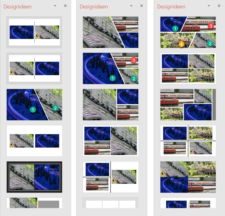 Bilder Aus Den Designideen Anders Anordnern Microsoft Community