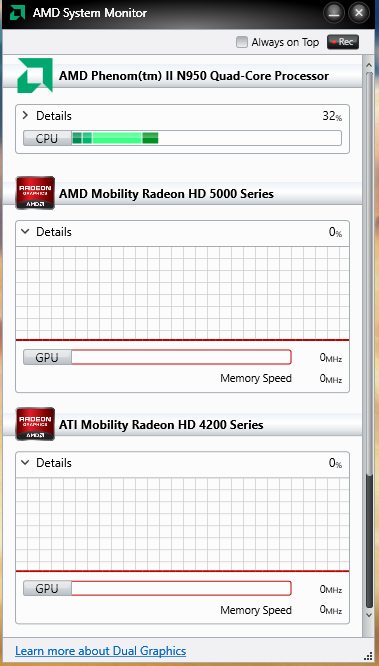 AMD Radeon HD8490 Driver v.20.5.1 for Windows 10 64-bit ...