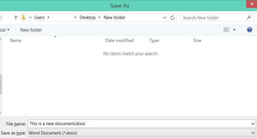 Word 2013 crashes when saving a file to desktop - Microsoft
