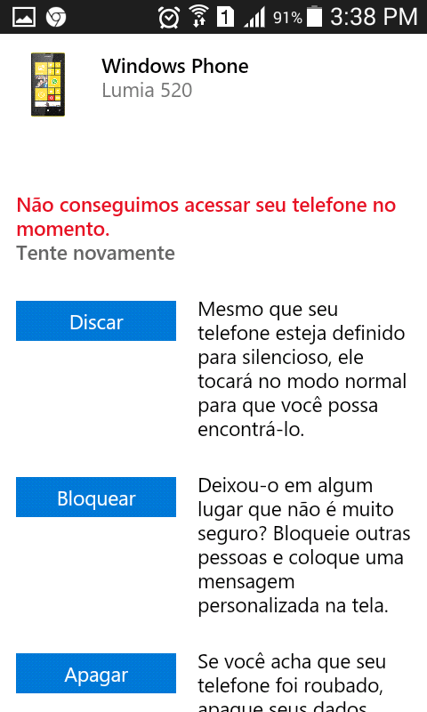 Aprende cómo localizar, bloquear y borrar remotamente tu teléfono con Windows Phone