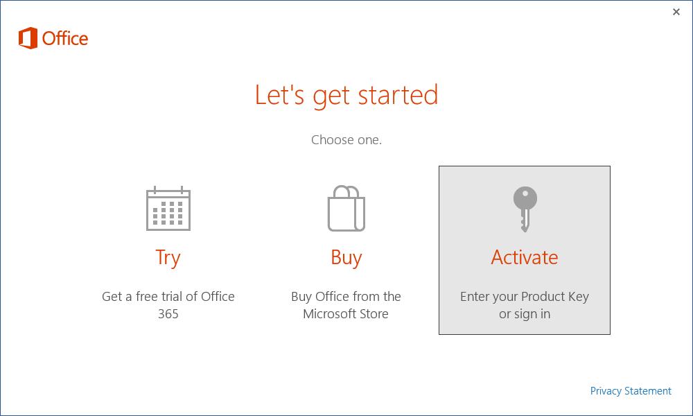 office 365 free trial key