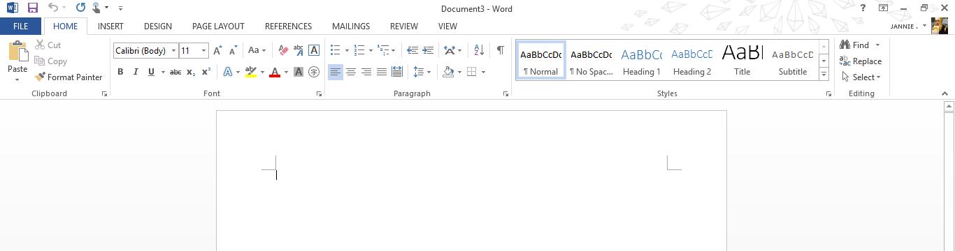 Weird Microsoft Word Fonts 7