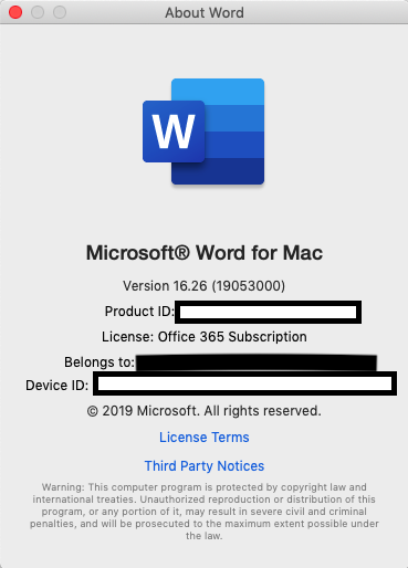 Word For Mac Not Saving Since Update
