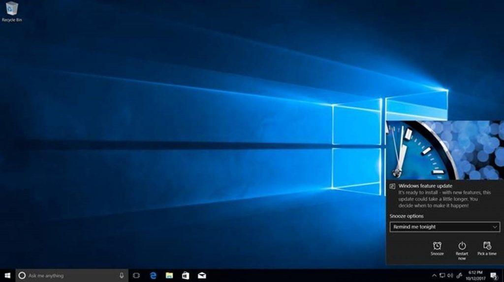 how to prevent windows creator update