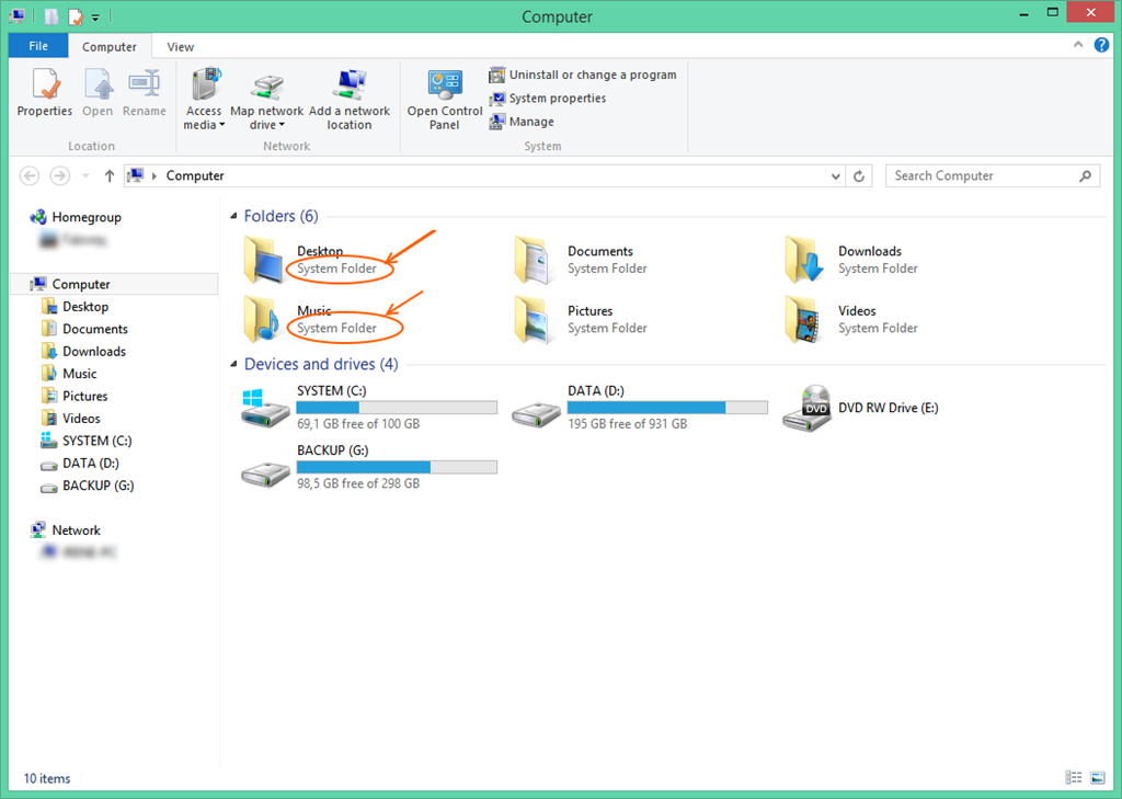Wrong icon for  exe and unassosiated file types - Microsoft