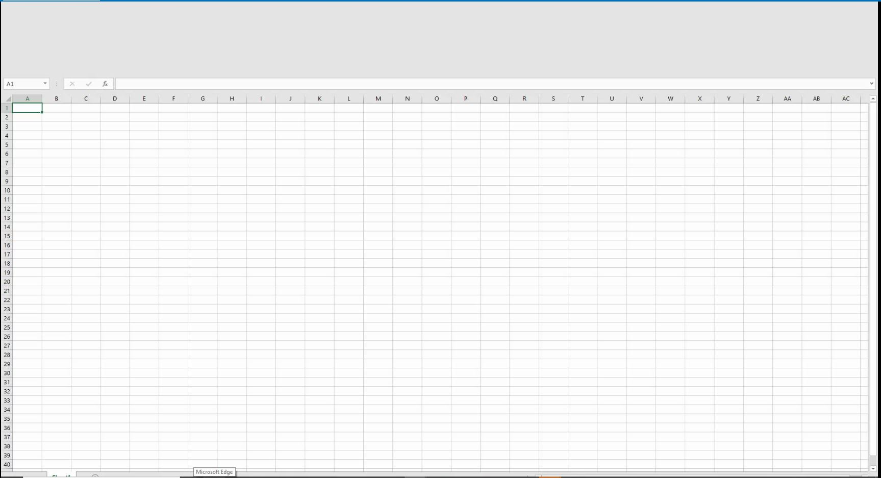 Excel Ribbon Disappearing   Microsoft Community