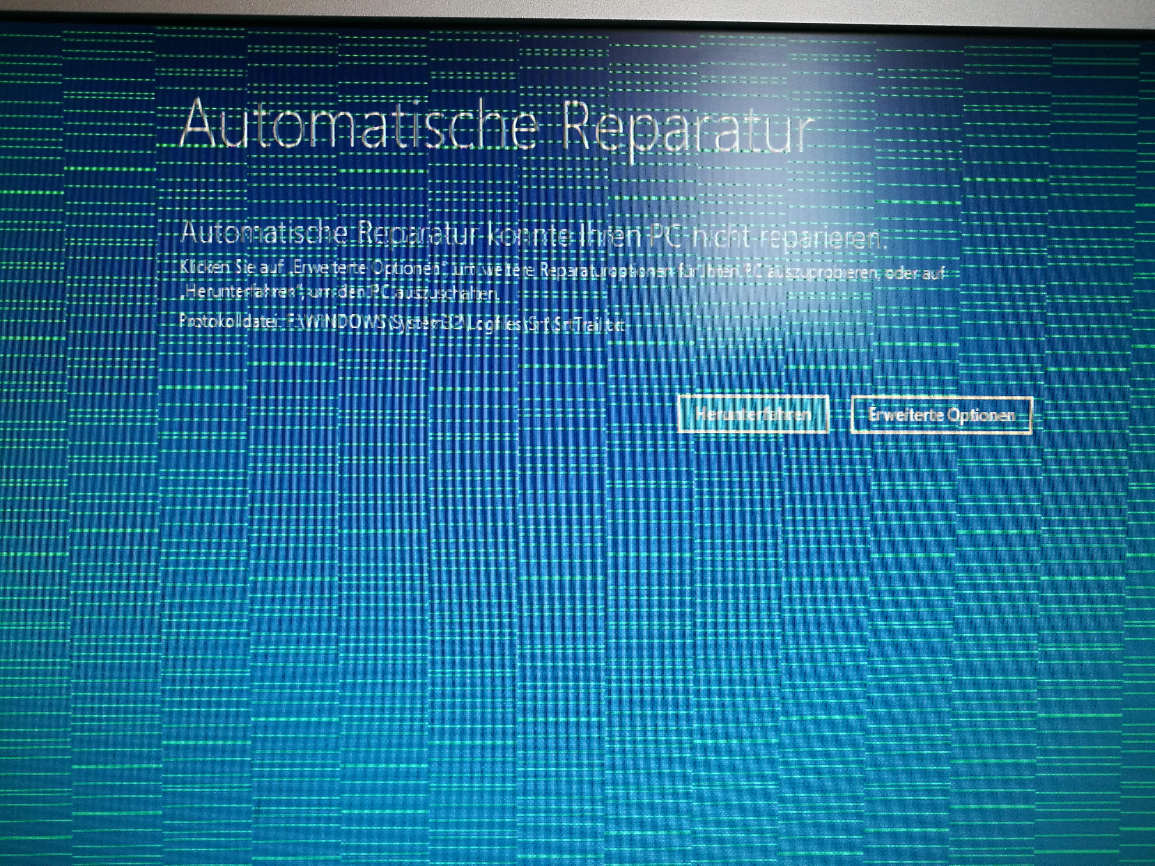 PC lässt sich nicht mehr hochfahren