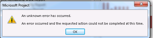 Project 2013 (32bit) doesn't recognize Excel 2016