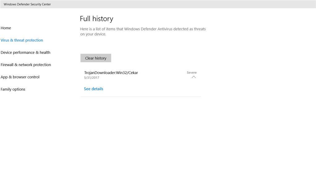 how to delete windows defender folder