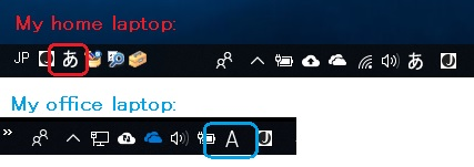 Cannot use Japanese IME after upgrading Windows 10 Version