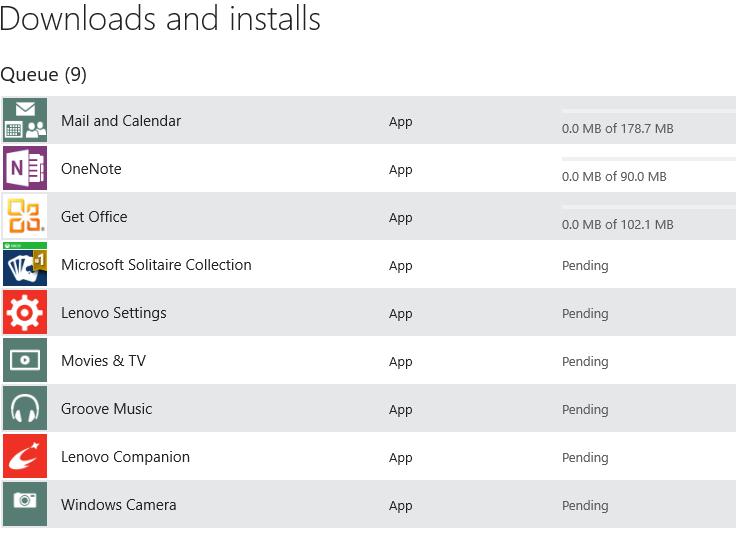 Microsoft store download stuck on pending | Fix App Download Pending