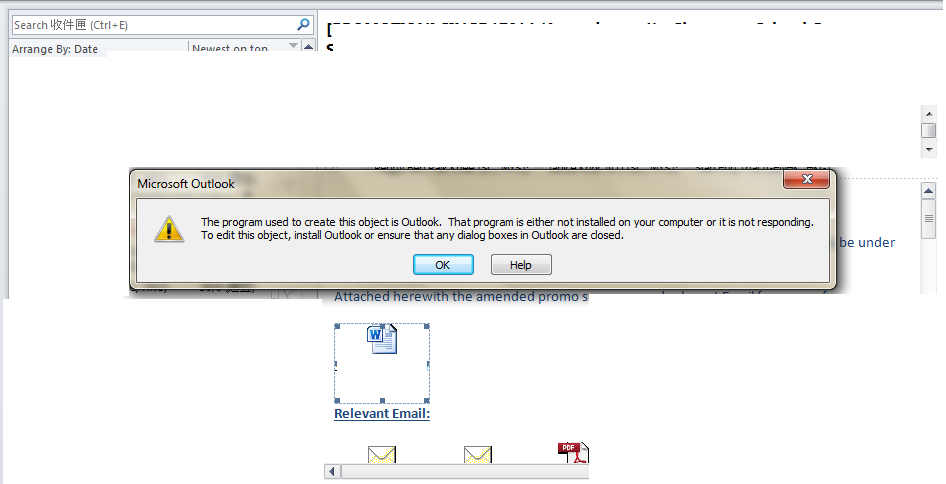 Can't Open Office Attachments in Outlook After Update - Microsoft
