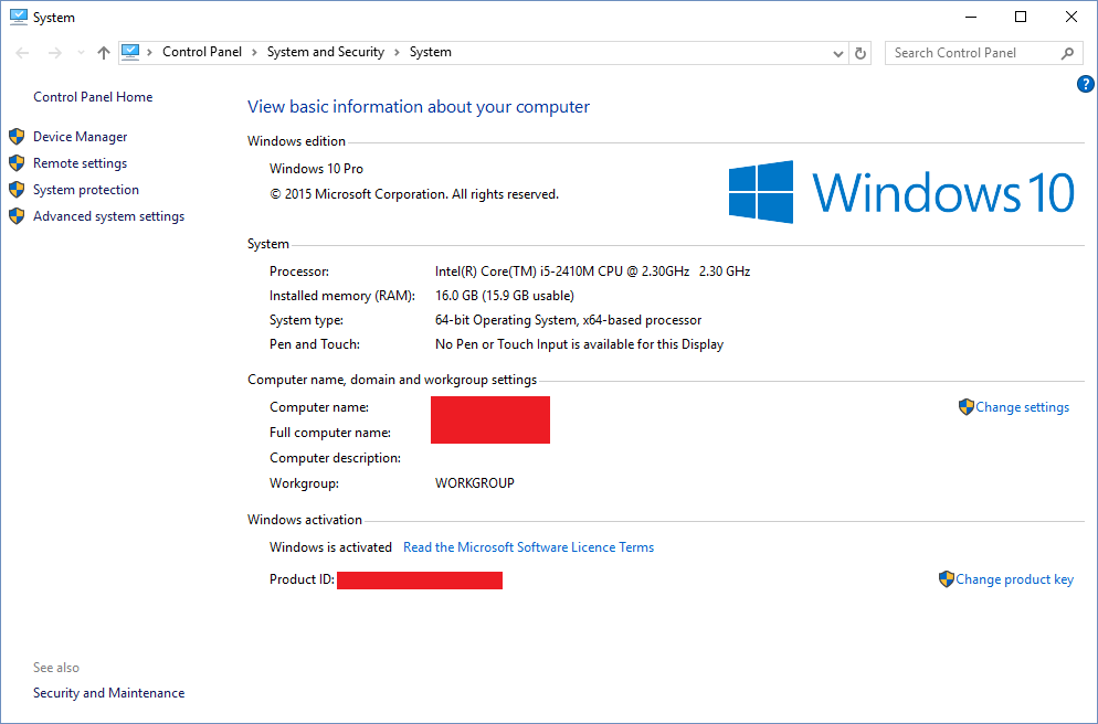 Cannot download apps from Windows Store (Windows 10 Prox64