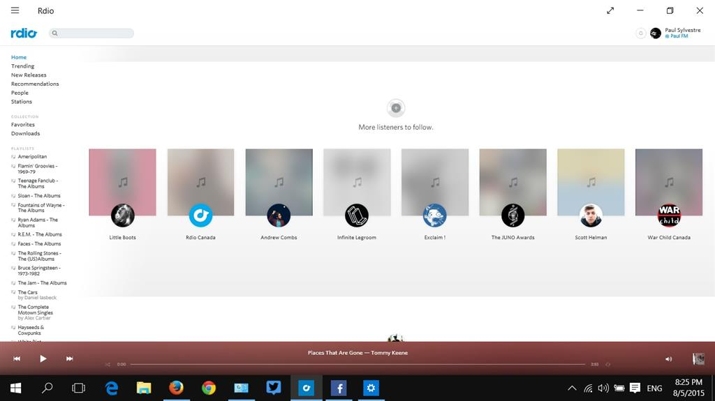 Text size within Apps in Windows 10 too small - Microsoft