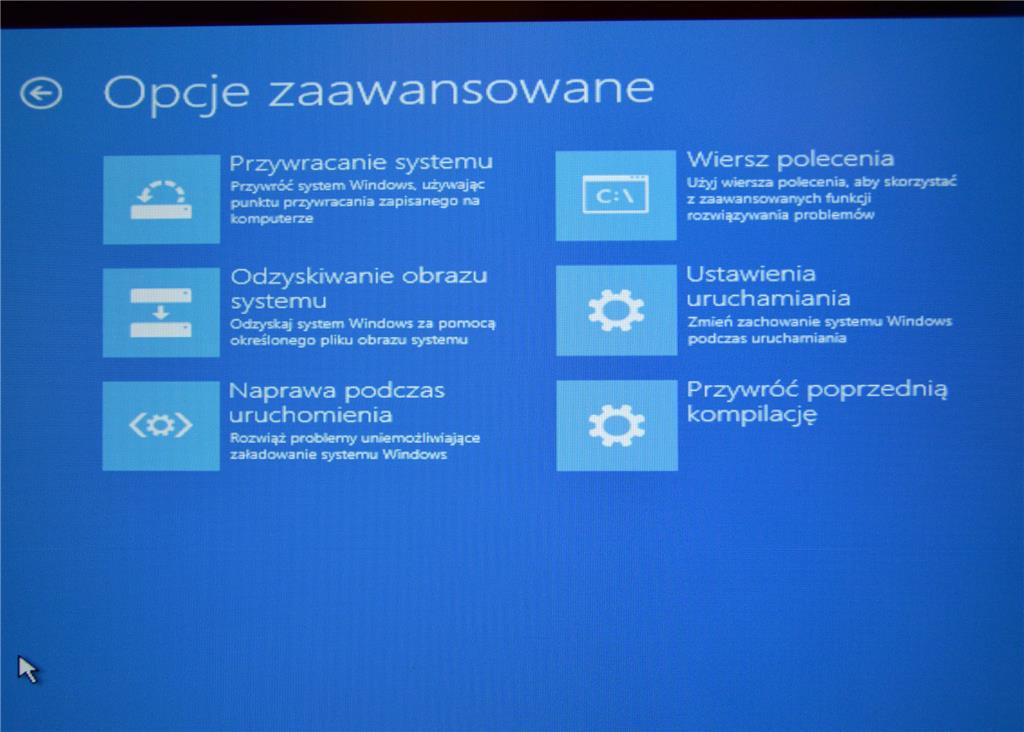 Windows 10 Preparing Automatic Repair Pętla Pomocy