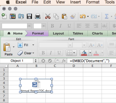 help needed! Can't insert PDF or Word doc in to Excel Cell - Microsoft  Community