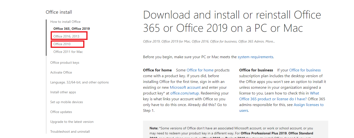 ms office latest version free download for windows 7