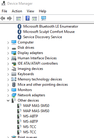 MS-ABTP DRIVER FOR WINDOWS