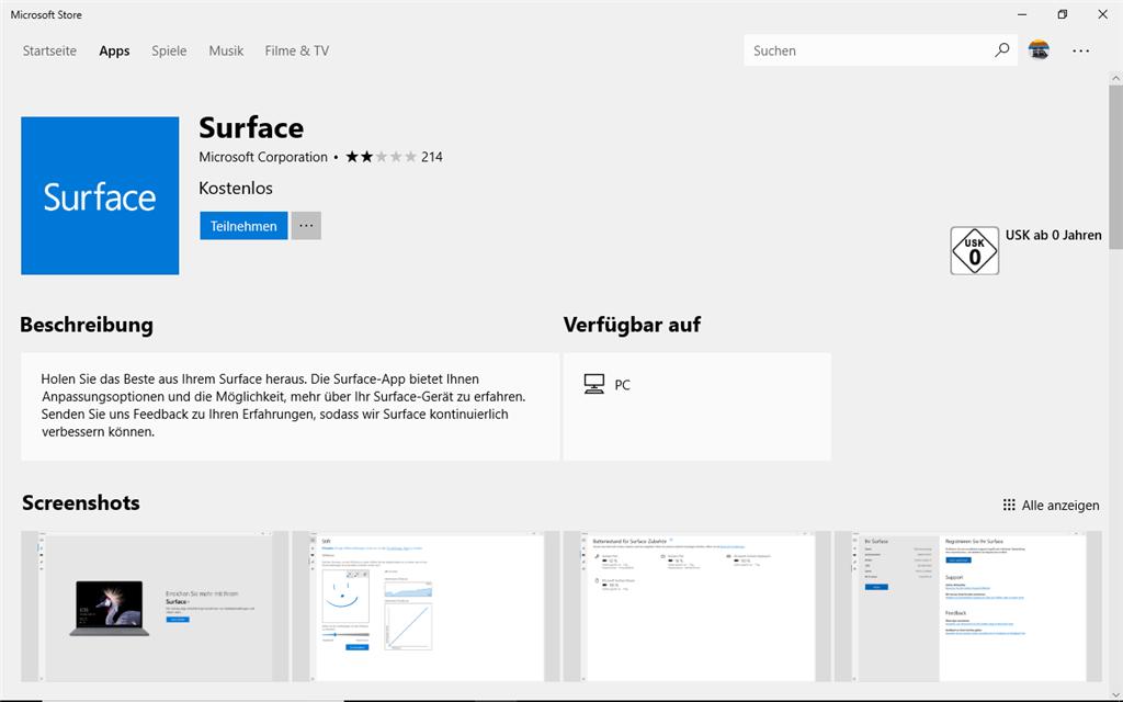 Windows-Insider-Programm Color Modes / Profiles (Farbprofile)