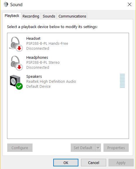 My headphones won't work on my laptop - Microsoft Community
