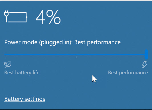 Lenovo Yoga 370 plugged in, but not charging - Microsoft