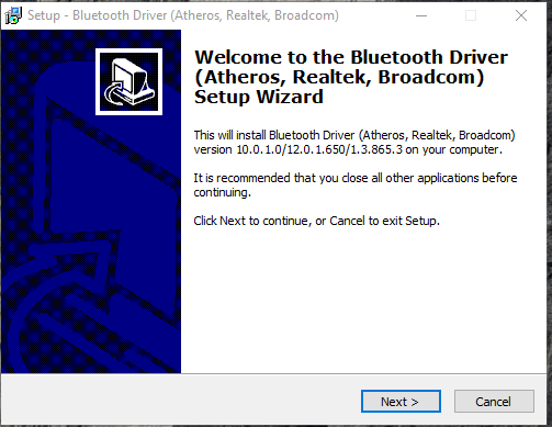 Bluetooth not working after updating from windows 8 1 to
