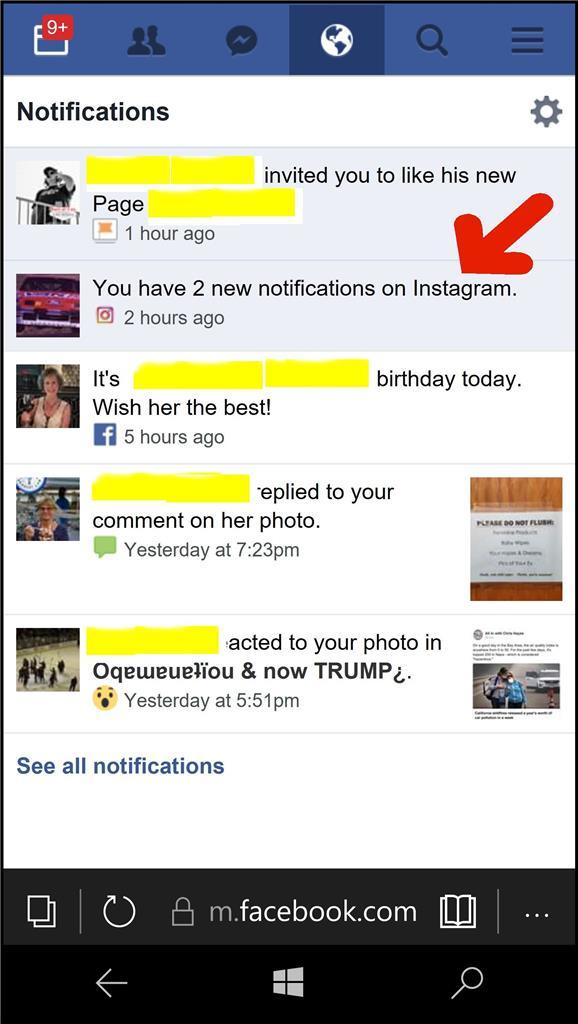 how to change instagram app notification sound