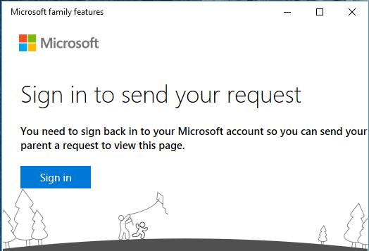 microsoft family features - Microsoft Community