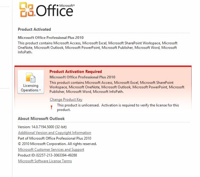 Windows 10 and Office professional 2010 - Microsoft Community