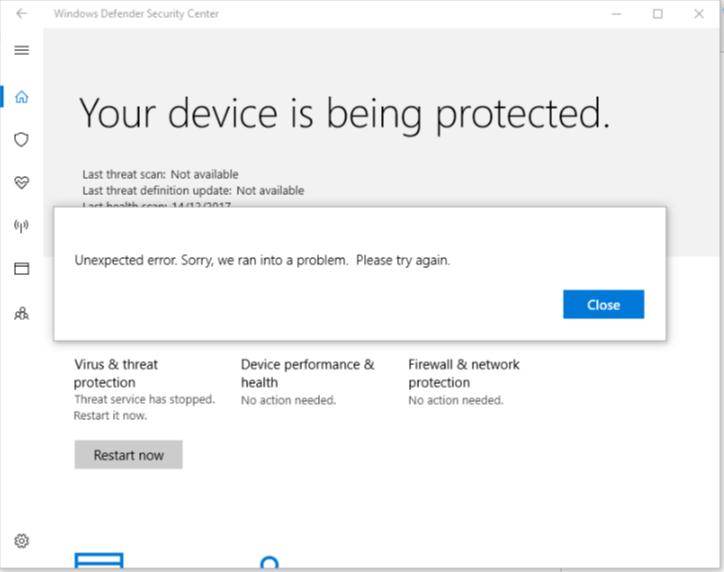 antivirus windows 10 pantip