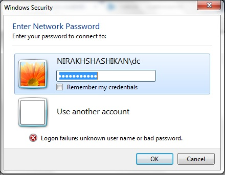 how do i find my network password windows 7