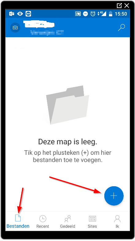 Add file' icon (+) missing after adding new - Microsoft Community