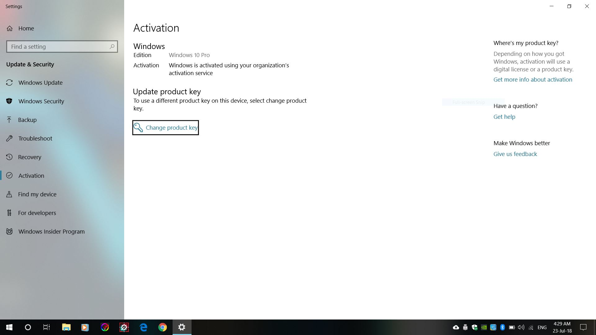 Windows 10 license - Microsoft Community