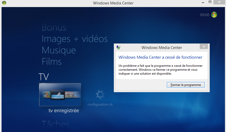 Windows media center update required update manager windows server 2003