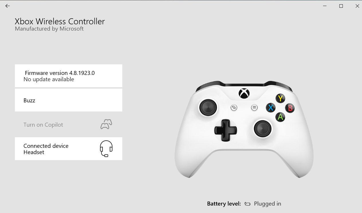 No Audio Through Headphones Connected To Xbox One Controller Wireless Microsoft Community