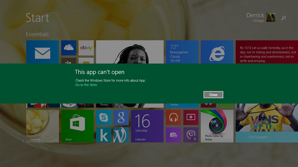 Cannot reinstall Facebook App - Microsoft Community