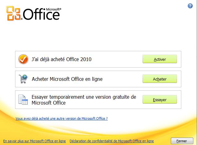 Microsoft office starter ne s 39 ouvre pas microsoft community - Office starter telecharger ...