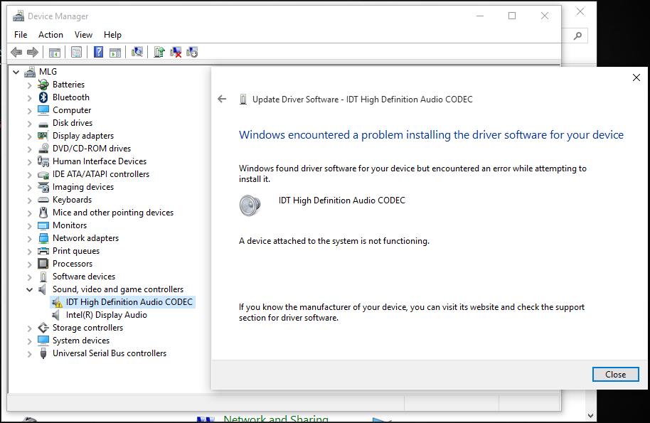 windows 10 serial port not working