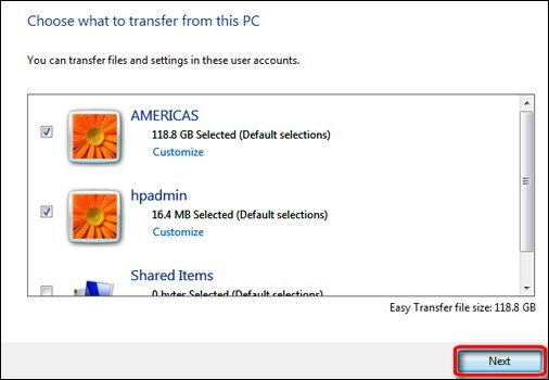 microsoft store how to choose whuch hard drive to use