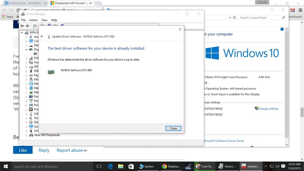 Displeased with Forced Updates in Windows 10 Home - Microsoft Community