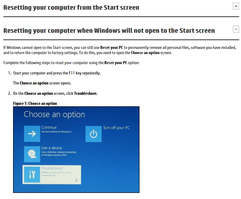 Need help to reinstall apps and programs after a reset - Microsoft