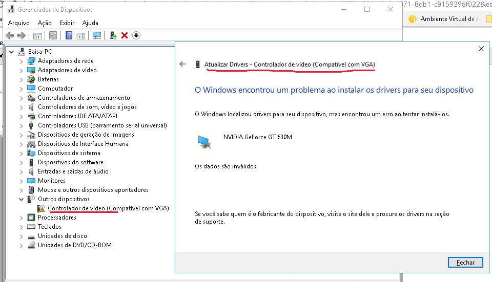 gt 630 drivers windows 10