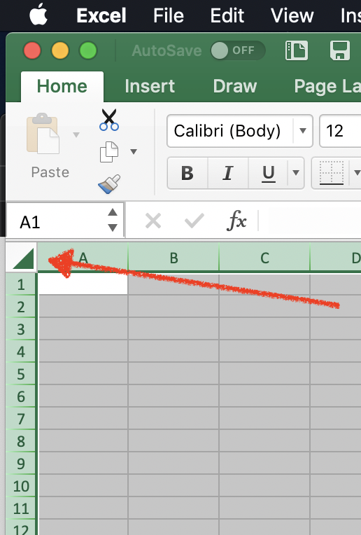 Excel 2016 Hangs During Copy Operation When All Cells
