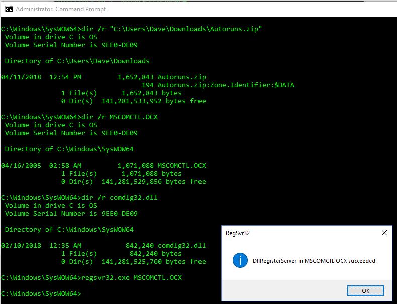 comdlg32.ocx download 64 bit