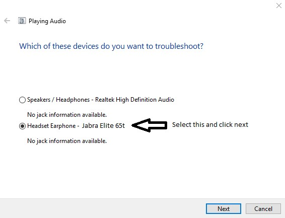 Bluetooth Headset Is Connected And Paired But Shows As Disconnected In Microsoft Community
