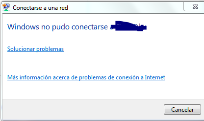 mi laptop no se conecta a wifi windows 7