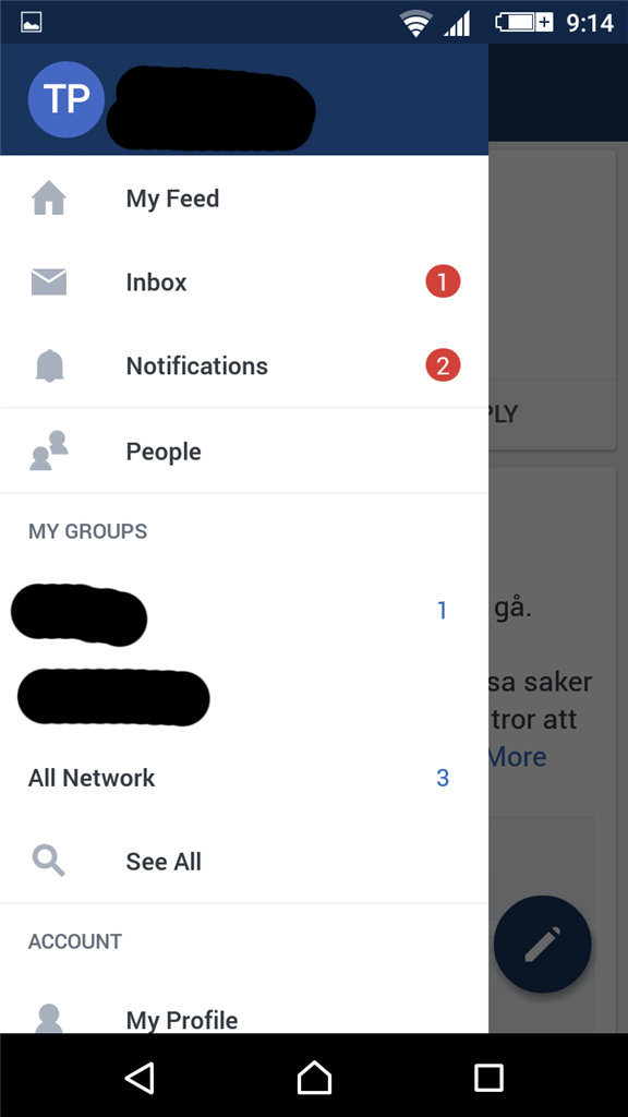 push notifications android app not working - Microsoft Community