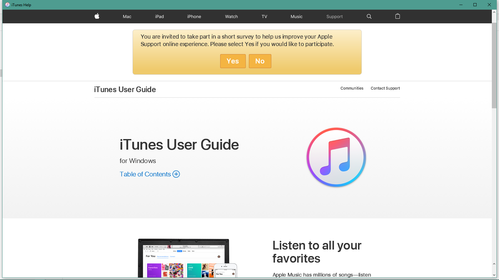 itunes.exe free download